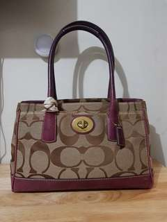 Repriced!!Authentic coach