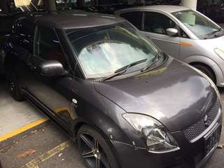 Suzuki Swift Sports 1.6Auto Ready Melaka