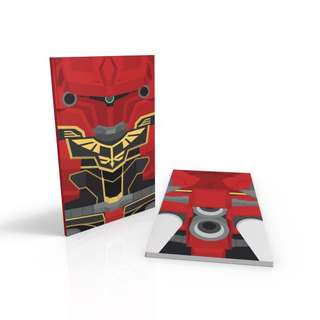 MSN-06S Sinaju - Gundam notebook