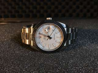Second Rolex Datejust White Dial Highest Clone not panerai hublot sevenfriday seiko