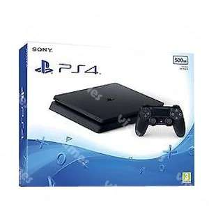 PS 4 SONY SLIM 500 GB