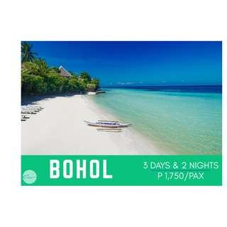 3D2N Bohol
