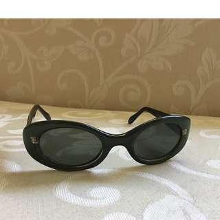 Gucci Authentic Sunglasses Green Cateye