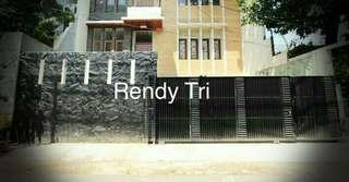 Dijual rumah dekat SCBD - Senopati (Bebas Banjir)