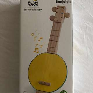 BRAND NEW guitar for babies