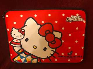 丨名牌Hello Kitty 電䐉袋