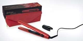 55折🔥ghd v ruby sunset styler Amika 直髮夾 卷髮器 hair curler