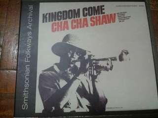Music CD (CDr): Cha Cha Shaw –Kingdom Come - Jazz