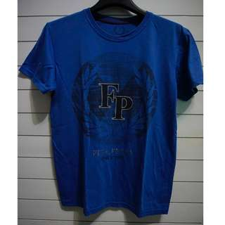 T-Shirt Fred Perry Blue