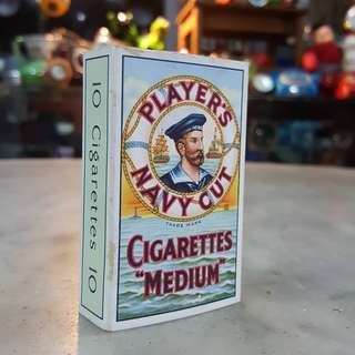 Old Cigarettes Box
