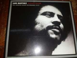 Music CD: Sabu Martinez–Burned Sugar - Jazz, Latin, Funk