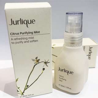 Jurlique Citrus Purifying Mist 柑橘淨肌花卉水 30ml