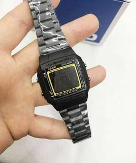 Casio Vintage Watch (Unisex)