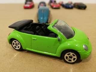 Volkswagen New Beetle Realtoy Car