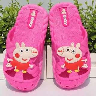 🚚 佩佩豬兒童拖鞋
