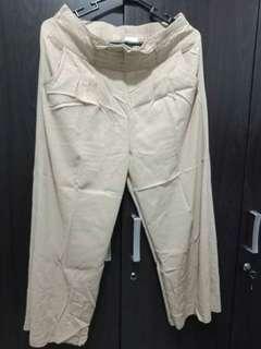 Preloved Unica Hija Culottes pants
