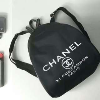 Chanel Ransel Aunthentic Gift Bag
