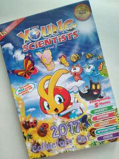 Brand New Young Scientist Level 2 Set