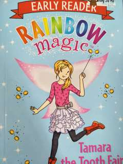 Rainbow magic story book