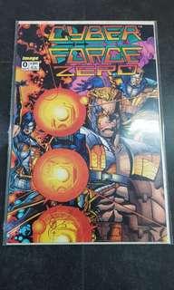 Cyber Force Zero - Image Comics