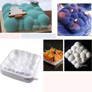 蛋糕矽膠模 旦糕模 cake mode