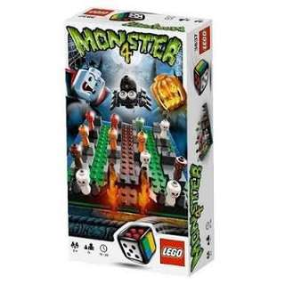 LEGO Monster 4 Game