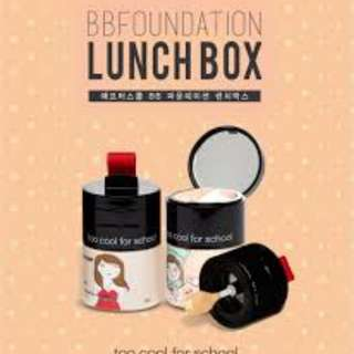 Too Cool For School - Artify After School BB Foundation Lunch Box No.21 (Silky Skin)
