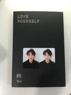 BTS Love Yourself: Tear [R Version]