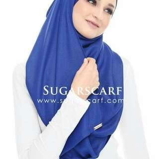 Sugarscart blue glitter