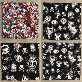 Kings court cushion cover READY STOCK