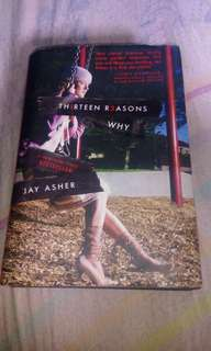 Thirteen reasons why Jay Asher hardbound