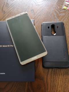Immaculate Huawei Mate10 PRO (Mocha Brown)