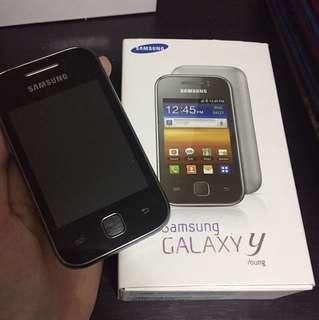 Samsung Galaxy y Young