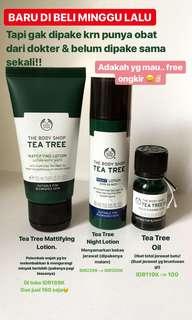 Tea Tree bodyshop