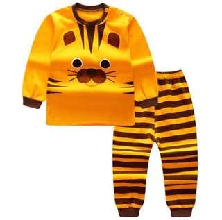 SB 039 Boy Cute Pyjamas Set