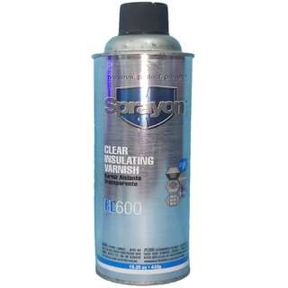 SPRAYON Clear Insulating varnish 15.25oz blue packing