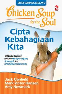 CLEARANCE STOCK CHICKEN SOUP FOR THE SOUL EDISI BAHASA MELAYU!