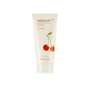 THE FACE SHOP 365 HERB DAY FACEWASH