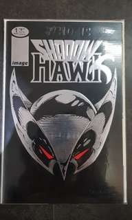 Shadow Hawk #1 (Image Comics)