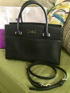 Authentic Kate Spade Original ( black )