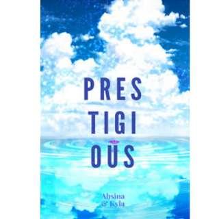 Ebook Prestigious - Ahsina & Kyla
