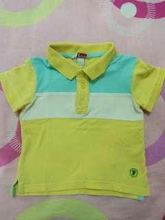 Poney Shirt size 12-18M