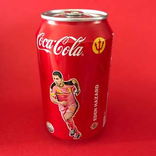 Coca Cola - Eden Hazard
