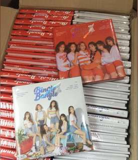 [Readystock] AOA BINGLE BANGLE ALBUM
