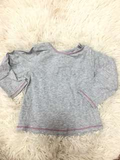 Mothercare Long Sleeve Tshirt