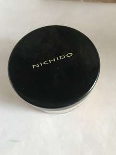 NICHIDO Loose Powder in SO NATURAL