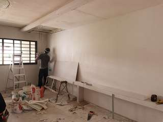 Plastering/Painting/Cove/Partition