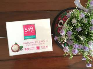 Safi White Natural Brightening Cream