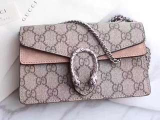 Gucci Dionysus GG Wallet On Chain