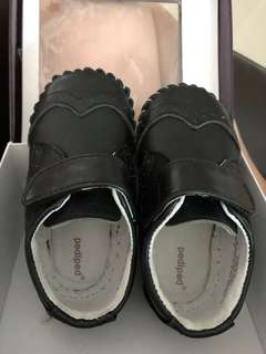 Pediped Baby Shoes Aston Black